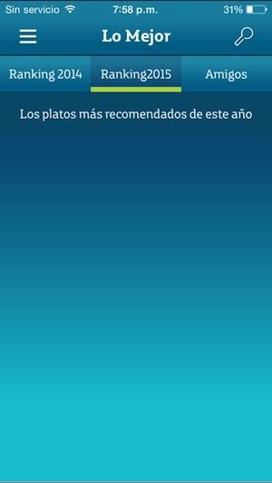 app movistar mistura - ranking