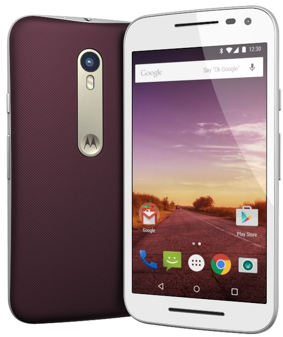 mejores smartphones gama media - moto g 2015