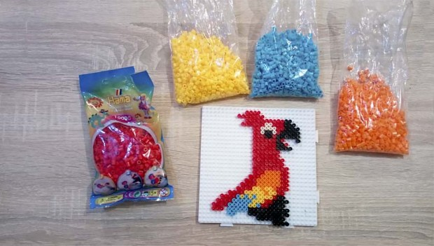 Hacer Hama Beads