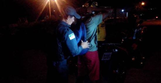 Polícia realiza operação no Guarapes em Natal