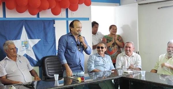 Assis do Hospital lançado pré-candidato pela oposição em Touros