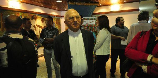Dom Jaime participa do RN pela Transposição (Foto: Assessoria de Comunicação)