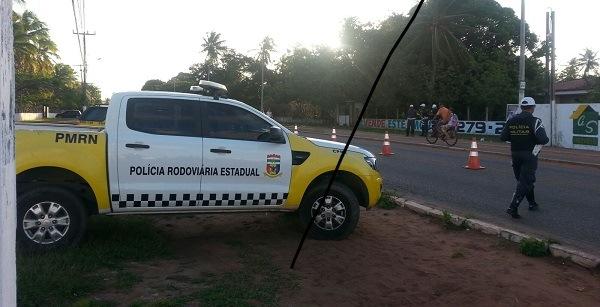 CPRE fiscalizará rodovias estaduais durante o feriadão