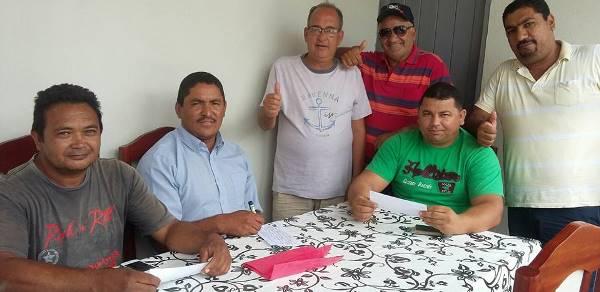 Fabinho fortalece PMDB com novas filiações