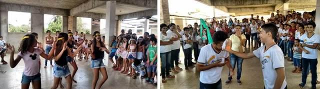 Comemoração do Dia da Criança durou uma semana em Parazinho