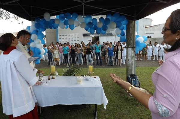 Missa em Ação de Graças pelos 27 anos de fundação do Hospital Regional