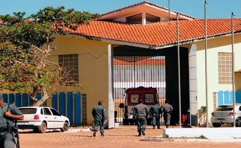 Penitenciária de Alcaçuz em Nísia Floresta