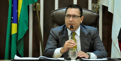 Deputado estadual Ezequiel Ferreira