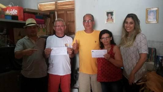 Ex-prefeito Fábio Marinho recebe novos apoios