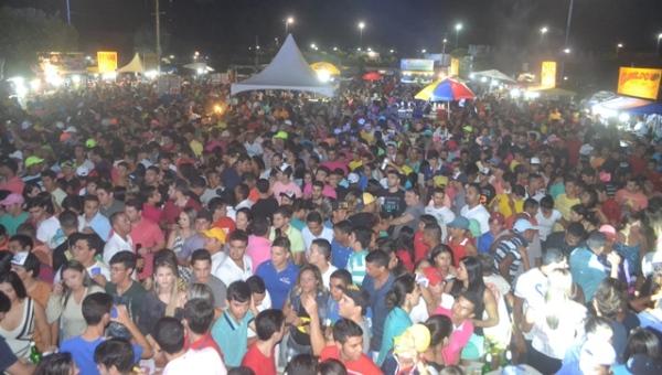 Festa da emancipação política do município promovida pelo vereador Mestre Raimundo