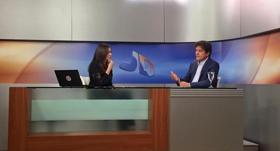 Governador nega rompimento com a senadora Fátima Bezerra e, entrevista ao Jornal do Dia