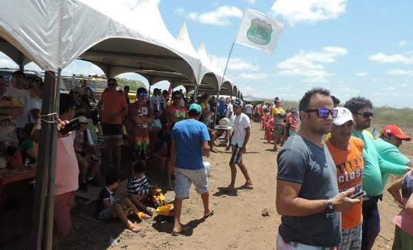 1º Encontro de Jipeiros de São Miguel do Gosotoso