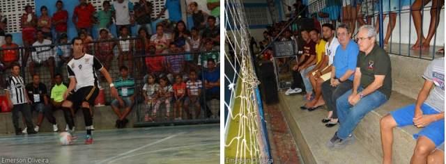 Taça Mamede Júnior de Futsal foi iniciada dia 1º