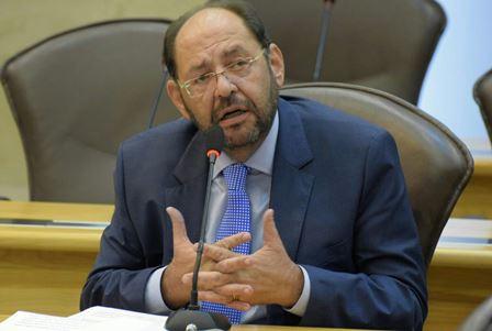 Gustavo Carvalho, presidente em exercício da ALRN