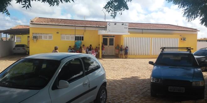 Homem foi baleado dentro do hospital municipal de Jandaíra
