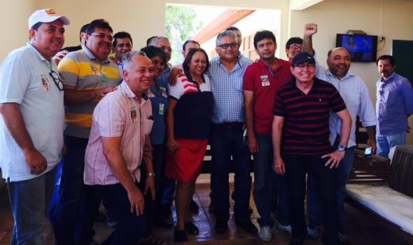 Senadora Fátima quer discutir pauta com petroleiros
