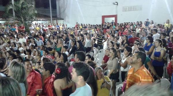 Público recorde na abertura da 7ª Feira do Conhecimento do ECAC