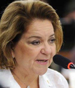 Ex-deputada Sandra Rosado
