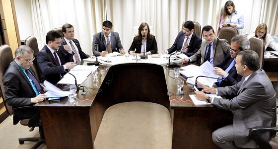 Reunião da Comissão de Constituição, Justiça e Redação
