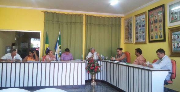 Sessão da Câmara Municipal de São Miguel do Gostoso
