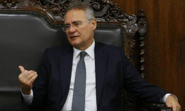 Renan é afastado da presidência do Senado Federal pelo STF
