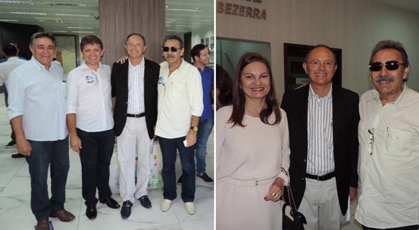 O deputado e a prefeita Neide parabenizam e não tem dúvidas que Benes fará uma boa gestão
