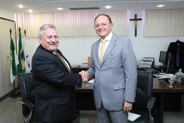 Presidente da FEMURN quer manter e ampliar parcerias com TJRN e TCE-RN