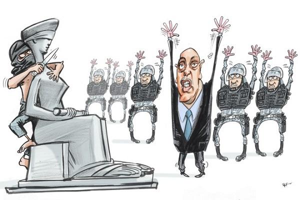 Charge de Paixão (Gazeta do Povo)