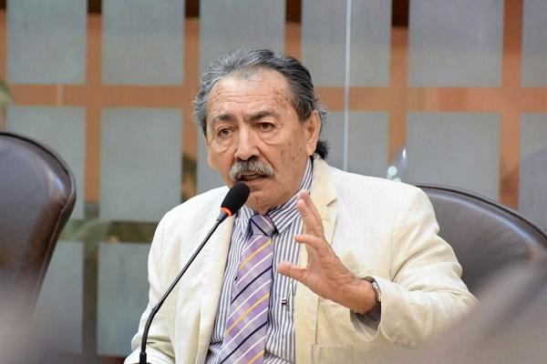 Deputado José Adécio (Foto: João Gilberto)