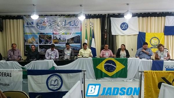 1º Fórum Municipal da Juventude realizado na Câmara Municipal