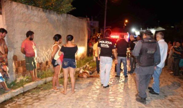 Idoso assassinado a tiros em Mossoró