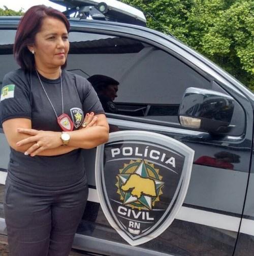 Sheila Freitas, nova secretária de Segurança do RN