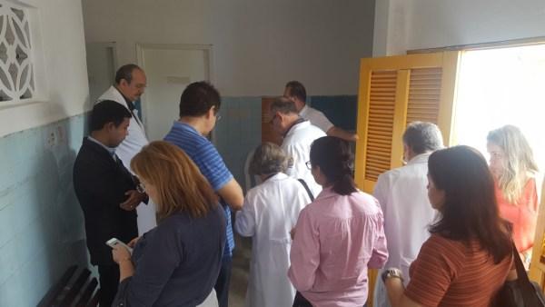 Fiscalziação em Afonso Bezerra