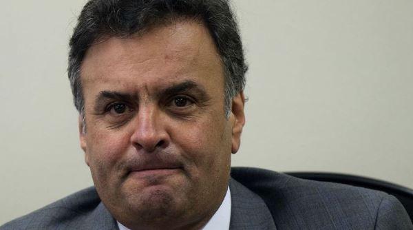 Senador Aécio Neves afastado por determinação do STF