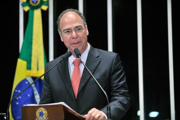 Fernando Bezerra Filho, deputado federal (PE) licenciado do PSB, está à frente da pasta