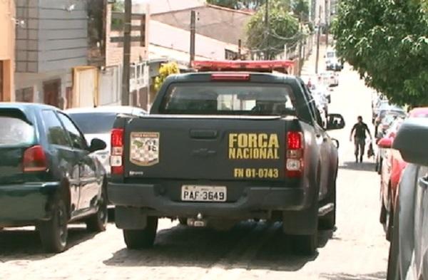 Resultado de imagem para FORÇA NACIONAL EM CEARÁ-MIRIM