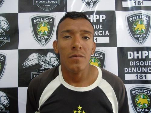 Resultado de imagem para Homem suspeito pela morte do subtenente Amaurí é preso pela polícia Civil