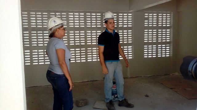 Resultado de imagem para Equipe do Projeto Governo Cidadão visita obras do Hospital Regional de João Câmara