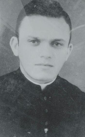 Resultado de imagem para Poema escrito pelo seminarista Luiz Lucena Dias em 1950