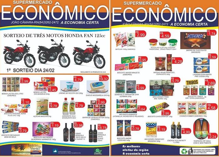 Resultado de imagem para Confira novo encarte de promoções no Supermercado Econômico – João Câmara