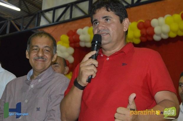 Resultado de imagem para Carlinhos de Veri (PMN) vence eleições suplementares e é o novo prefeito de Parazinho, RN