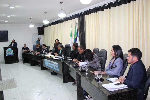 Resultado de imagem para João Câmara: Prefeito Manoel abre Ano Legislativo com leitura de sua mensagem anual