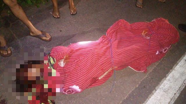 Resultado de imagem para João Câmara: Adolescente é assassinada e tem corpo jogado as margens da BR 406