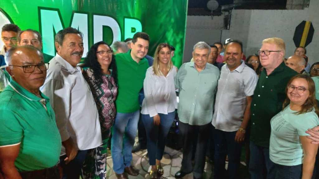 Resultado de imagem para 'Bacuraus' da região prestigiam evento do MDB em João Câmara