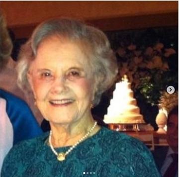 Morre aos 98 anos, dona Tereza Maia, mãe do ex-senador José Agripino