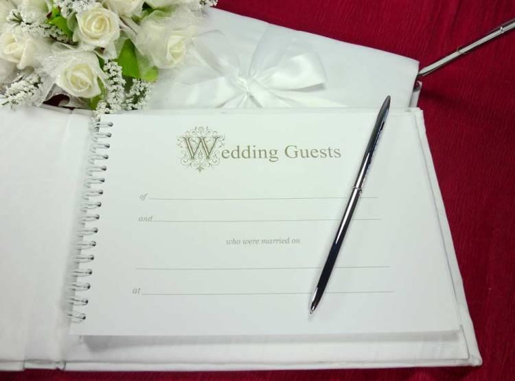 Libros de firmas para tu boda