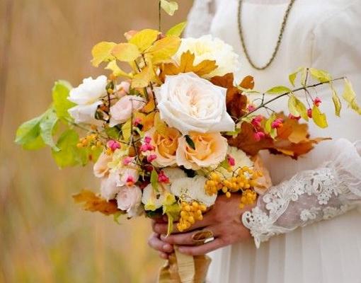 Flores de temporada para tu ramo