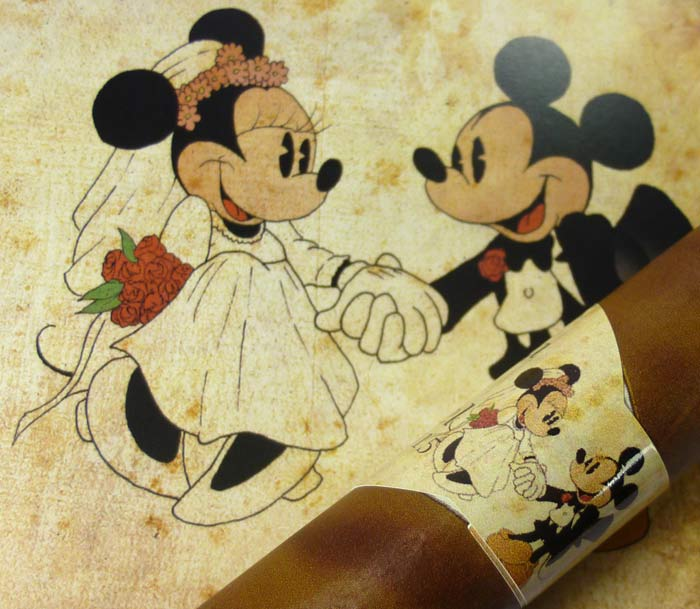 Vitolas de Disney