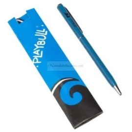 Bolígrafo azul para regalo