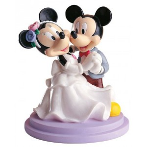 Figuras de Mickey & Minnie